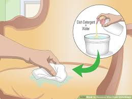 3 ways to remove wax from upholstery wikihow