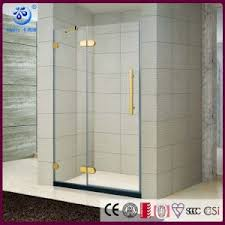 hinged glass shower door best bypass sliding shower door 56 60 in width 5 16