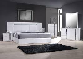 white modern bedroom sets interior design