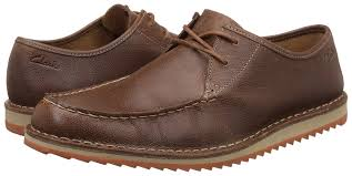 clarks wedge sandals clarks mens casual maxim edge leather shoes
