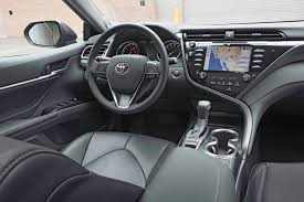 renault symbol 2016 interior 11 cool facts about the 2018 toyota camry motor trend