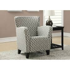 Grey Accent Chair Grey Accent Chair Bellacor