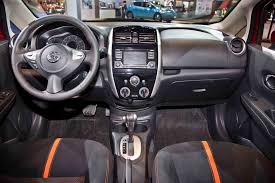2015 nissan versa information and photos zombiedrive