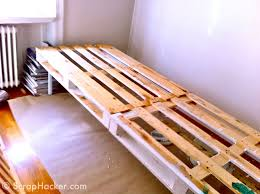 Wooden Sofa Bed D I Y Lounger Sofa Bunk Bed A 10 Step Tutorial