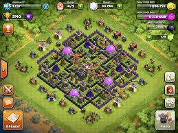 compilation best th9 trophy war bases