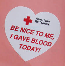 Seeking Blood Cross Seeking Blood Donors As Winter Shortage Threatens