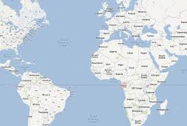gabon in world map gabon map