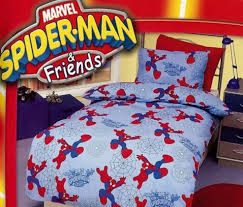 Spiderman Double Duvet 28 Teen Boy Bedding Sets With Superheroes Marvel Themed