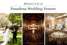 list of pasadena wedding venues gearhart photo - Wedding Venues Pasadena