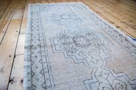 vintage oushak rug runner ee001595 westchester ny rugs