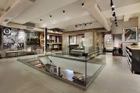 home furnishing design studio in delhi tulips store by 4d delhi india retail design blog