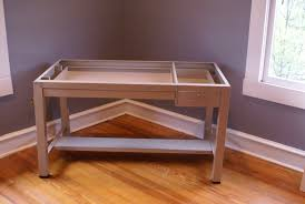 Diy Simple Desk Diy A Chic And Simple Desk Dwell With Dignity