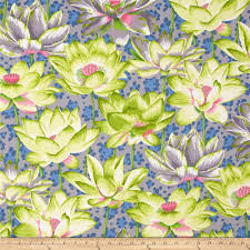 philip jacobs leopard lotus grey discount designer fabric