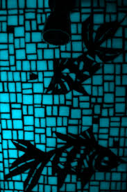 Glow In The Dark Gazing Ball Examples Of Glow In The Dark Mosaics Robin Indar