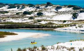 grayton beach state park find campgrounds near santa rosa beach
