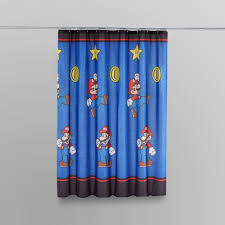 nintendo super mario shower curtain bed bath shower curtains nintendo super mario shower curtain bed bath shower curtains accessories shower curtains liners