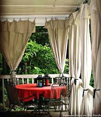 Outdoor Curtains Lowes Designs Porch With Curtains Porch Curtains Outdoor Best Deck Curtains