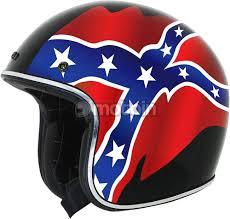 Rebel Flags Pictures Afx Fx 76 Flag Rebel Jet Helm Motoin De