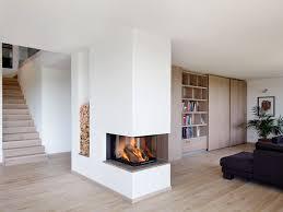 Wohnzimmer Ideen Kamin Kamin Im Passivhaus Kiefer Von Baufritz U2022 Mit Musterhaus Net