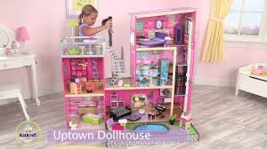 interior wooden barbie furniture kidkraft dollhouse costco