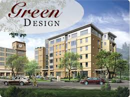 LEED RegisteredEnvironmentally Responsible Green Living - Sustainable apartment design