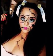 Halloween Costumes Broken Doll 55 Broken Doll Makeup Tutorials Images