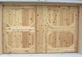 residential garage door installations custom wood charlotte wood garage door