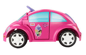 punch buggy car drawing power wheels dora and friends volkswagen new beetle 6v battery