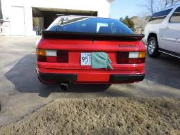 4 door porsche red 1986 porsche 944 turbo rennlist porsche discussion forums