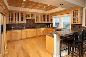 Kitchen Flooring Installation Fabulous Hardwood Flooring For Kitchen What To Expect From New
