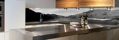 ideas for kitchen splashbacks photographic kitchen splashback design lakeview