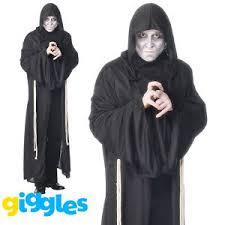 grim reaper costume grim reaper costume mens cape robe cloak fancy