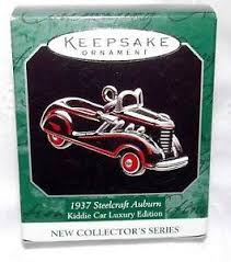 hallmark kiddie car classics ebay
