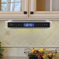 wondrous design under cabinet kitchen radio excellent decoration