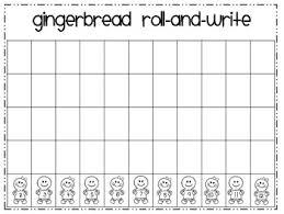 gingerbread math freebie andrea m teacherspayteachers com