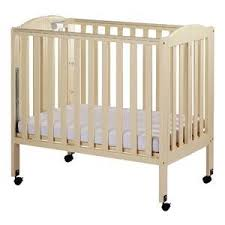 Delta Portable Mini Crib On Me 3 In 1 Portable Folding Stationary Side
