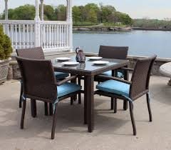Wicker Patio Dining Sets Patio Dining Sets On Clearance Home Outdoor Decoration