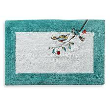 Cotton Bath Rugs Simply Fine Lenox Chirp 100 Cotton Bath Rug Bed Bath U0026 Beyond