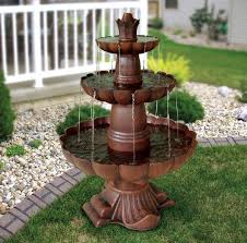 Garden Water Fountains Ideas Outdoor Garden Water Fountains Ideas Pool Design Ideas
