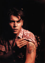 johnny depp u0027s body art