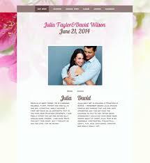 wedding web wedding websites create customize your wedding website wedbuddy