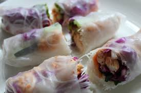 the rolls pretty little sriracha salad rolls amaranth foods