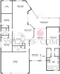 Springs Floor Plans by Grand Cayman Floorplan 2569 Sq Ft Heritage Springs