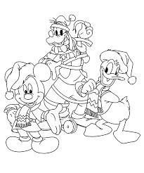 imagenes de navidad para colorear online a la disney