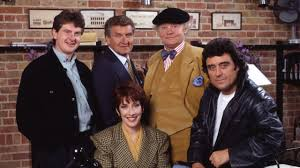 alan waldman u0027lovejoy u0027 is clever witty british mystery series