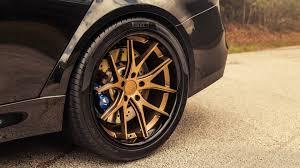 lexus bronze rims bmw m3 on fr2 matte bronze ferrada wheels