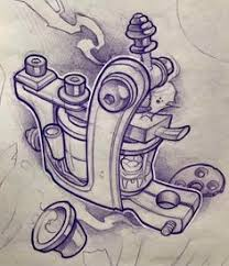 got this victor chil inspired tattoo machine design up for grabs