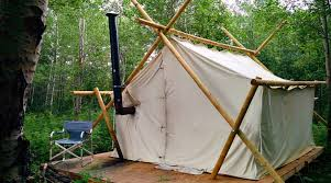Wall Tent by Woods Industrial Prospector Wall Tent U2013 Rewild Outfitters