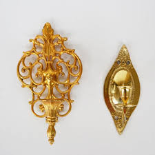 Gold Wall Sconces For Candles Shop Brass Wall Sconces Candle Holders On Wanelo