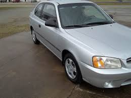 2002 hyundai accent 2002 hyundai accent l 2dr hatchback in georgetown oh r v used